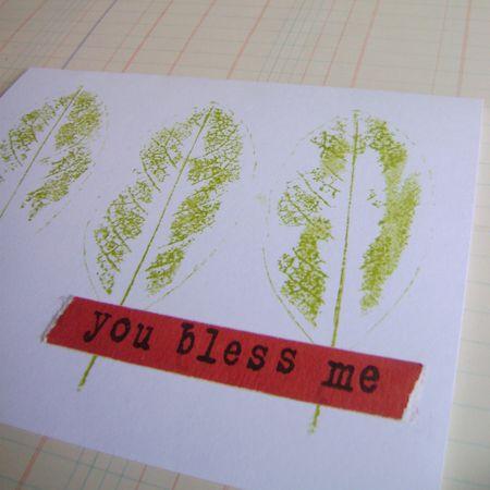Leaf prints 8
