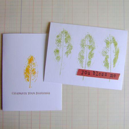 Leaf prints 6